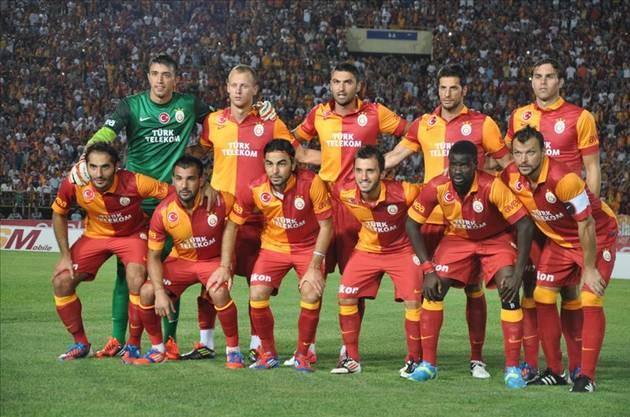 Galatasaray 2012-2013 Kadrosu Resimleri